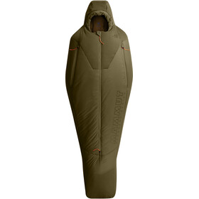Mammut Protect Fiber Bag Sleeping Bag -18C L Men, olive